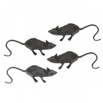 Čarodejnice - Set krysy 6 cm, 4 ks