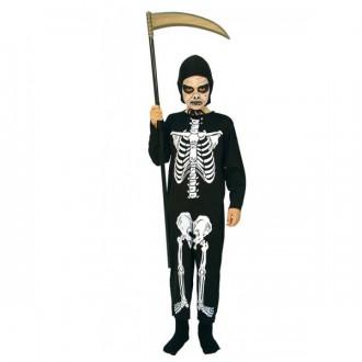 Halloween - Kostým kostlivec