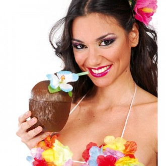 Havaj - Kokos - pohár na nápoje