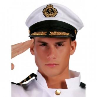 Klobúky - Kapitánska čiapka