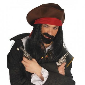 Piráti - Pirátske pištole 2 ks