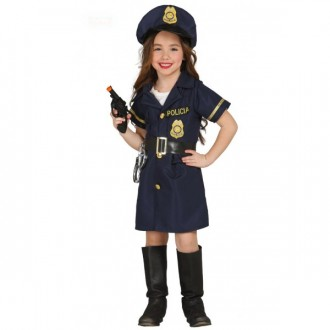 Kostýmy - Malá policajtka