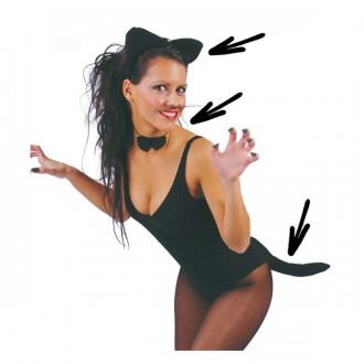 Doplnky - Set mačička pre dospelých