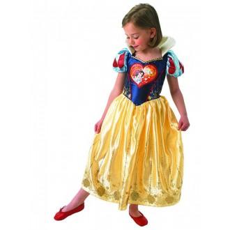 Kostýmy - Snow White Loveheart Child - kostým