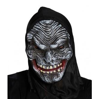 Masky - Maska HORROR s kapucňou