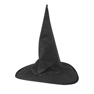 Čarodejnice - Čarodejnícky klobúk zo šuštiakoviny