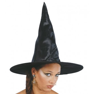 Čarodejnice - Čarodejnícky klobúk čierny