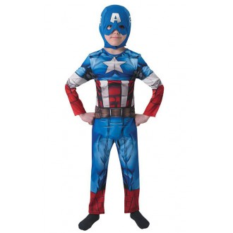 Kostýmy - Captain America Classic Child