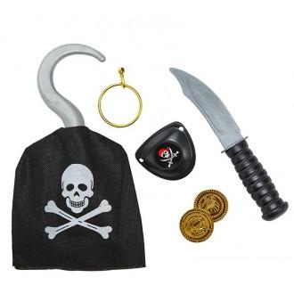 Piráti - Pirátsky set 5-dielny