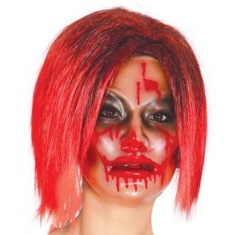 Masky - Maska priehľadná - žena
