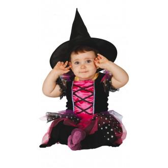 Kostýmy - Malá čarodějnica