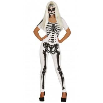 Halloween - Skeleton - dámský kostým