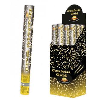 Párty doplnky - Vystreľovacie konfety 40 cm