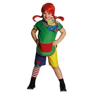Kostýmy - Kostým Pipi dlhej pančuchy