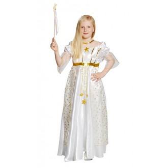 Kostýmy - Anjel - detský kostým s krídlami