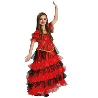 Kostýmy - Gypsy girl - kostým
