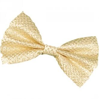 Doplnky - Pánsky motýlik zlatý