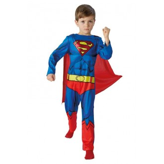 Kostýmy - Superman detský kostým DC Comic