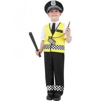 Kostýmy - Kostým anglického policajta