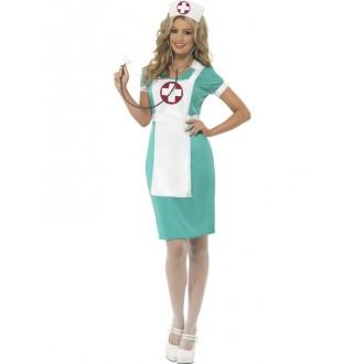 Kostýmy - Zdravotná sestrička pre dospelých