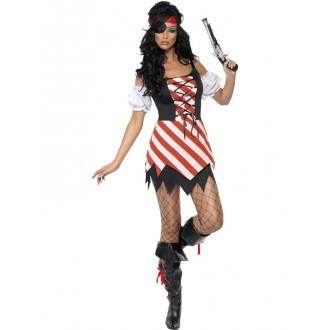 Kostýmy - Sexy kostým pirátky