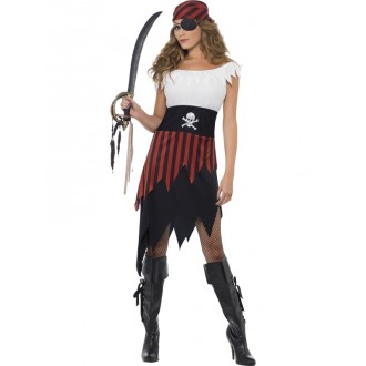 Kostýmy - Kostým pirátka wench