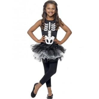Kostýmy - Kostým tutu skeleton