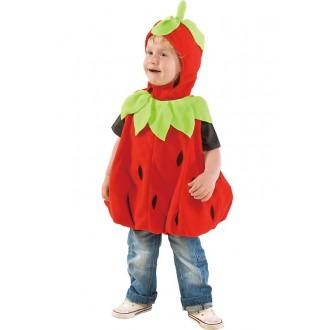 Kostýmy - Jahôdka - kostým pre deti