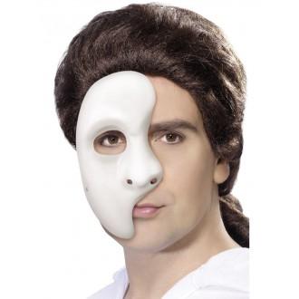 Masky - Polovičná maska