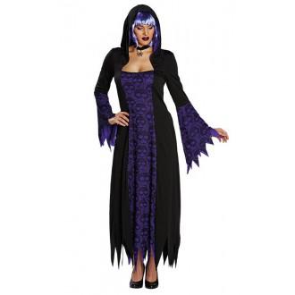 Kostýmy - Totenkopf Gewand - dámsky kostým