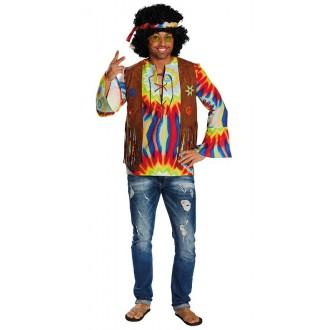 Kostýmy - Hippie - pansky kostým