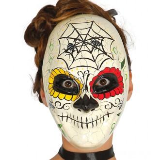 "Halloween - Maska ""Deň mŕtvych"" II"