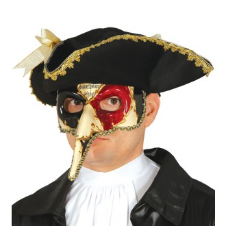 Masky - Benátska maska s nosom - muzika