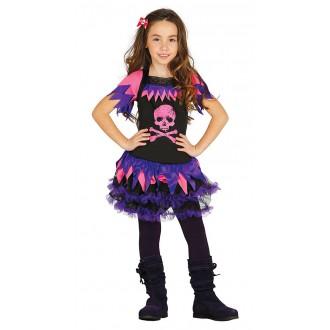 Kostýmy - Kostýmek miss squellet