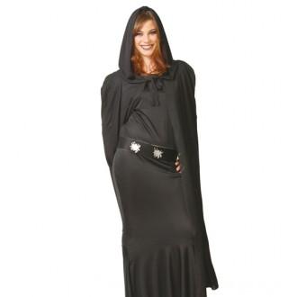 Čarodejnice - Plášť s kapucňou dámsky 135 cm