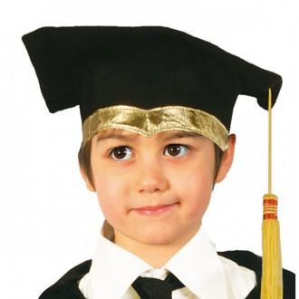 Klobúky - Maturant (-ka) - študent detský