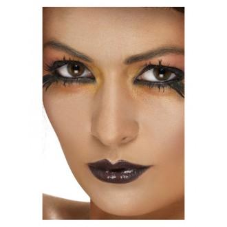 Líčenie a kozmetika - Rúž čierna