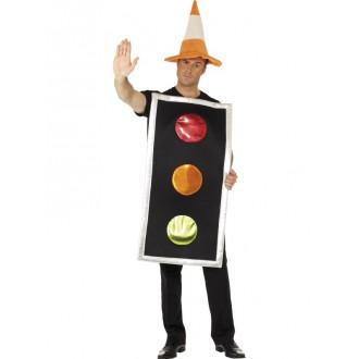 Kostýmy - Kostým semafor