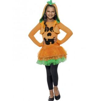 Kostýmy - Kostým tutu tekvica