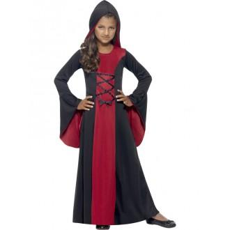 Halloween - Detský kostým Vampírka