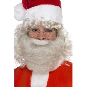 Doplnky - Fúzy Santa Clausa