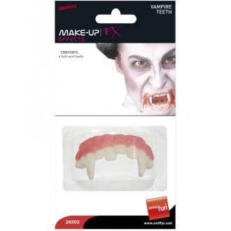 Doplnky - Upirie zuby