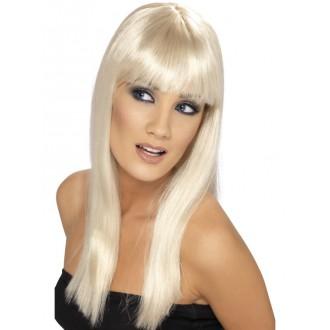 Parochne - Blond dlhá parochňa