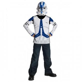 Kostýmy - Stormtrooper - tričko s maskou - Star Wars