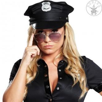 Klobúky - Police Cap
