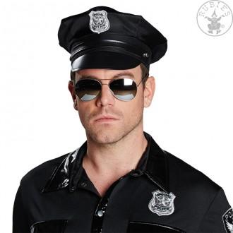 Okuliare - Policajné zrkadlovky - okuliare