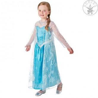 Kostýmy - Detský kostým Elsa Frozen