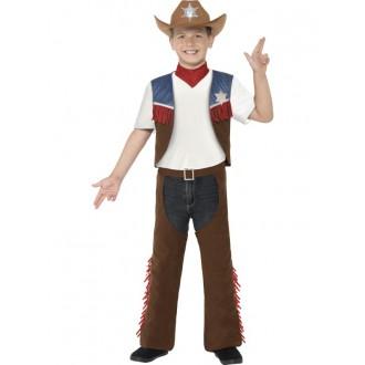 Kostýmy - Kostým texaského kovboja