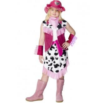 Kostýmy - Kostým rodeo dievča