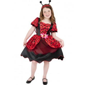 Kostýmy - Kostým Malá lienka